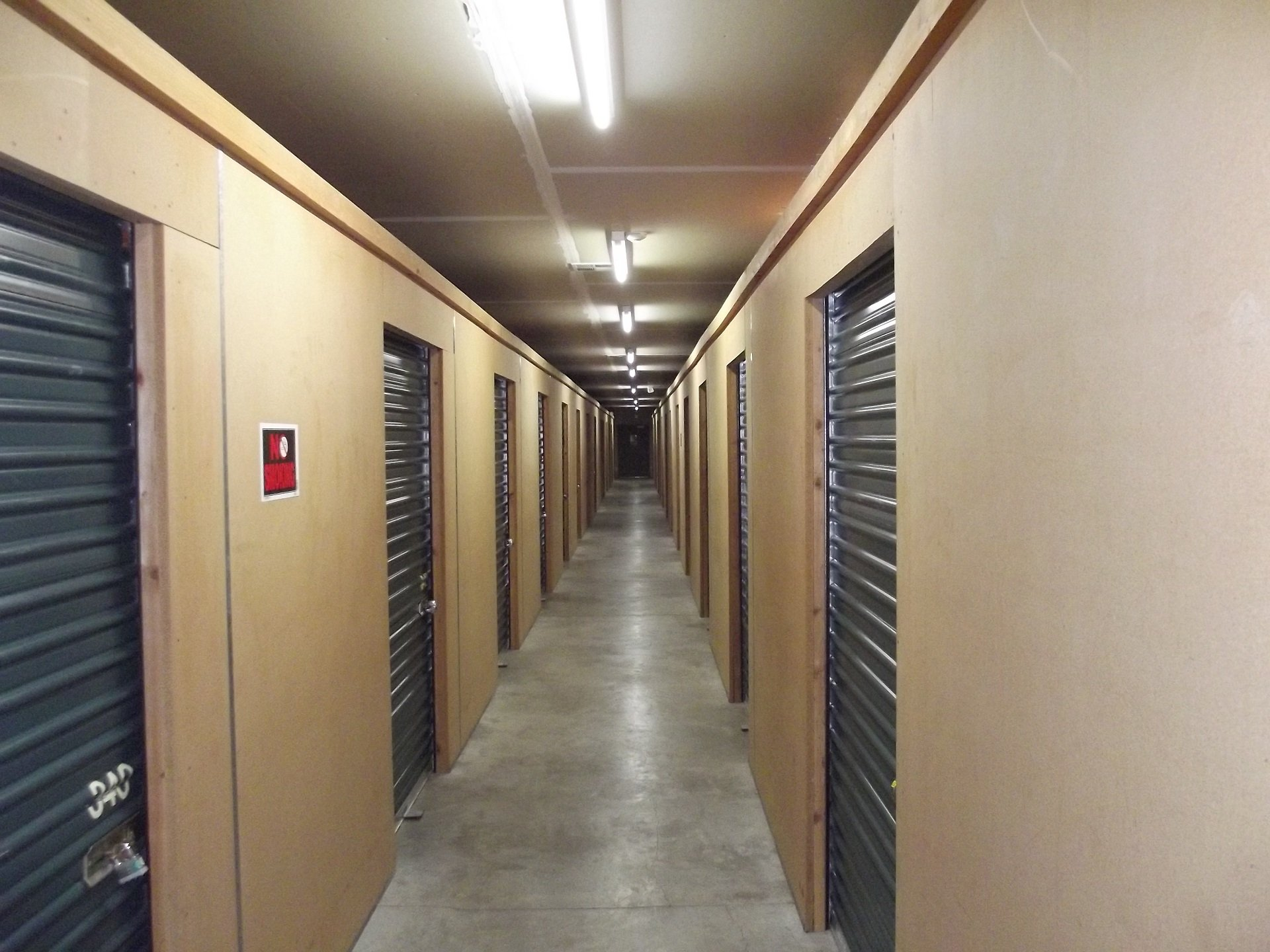 All our units are safe and secure. We even offer heated storage for more sensitive items