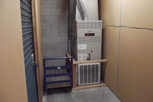 Gorst storage heated