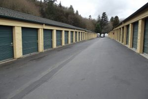 Gorst storage rows