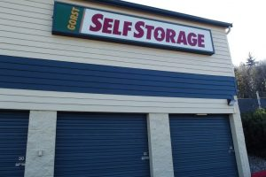 Gorst storage sign units